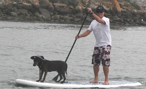 Jesse King Memorial paddle - Morro Bay