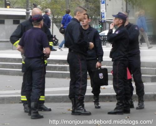 Pompiers de Paris