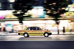 Taxi, Tokyo