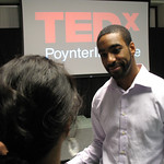 Matt Thompson presents at Poynter TEDx 2011