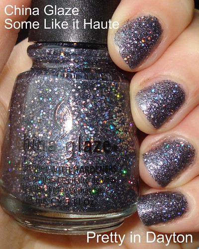 China Glaze - Some Like It Haute