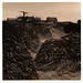 Small photo of The peats - Lith print