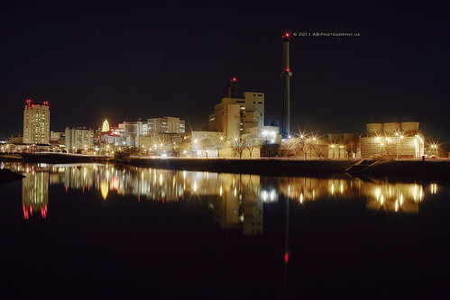 Rochester, MN by Night by AB-Photography.us