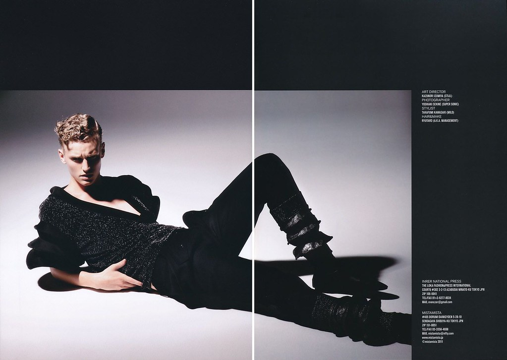 Alexander Johansson5076_mista mista AW11 Catalog