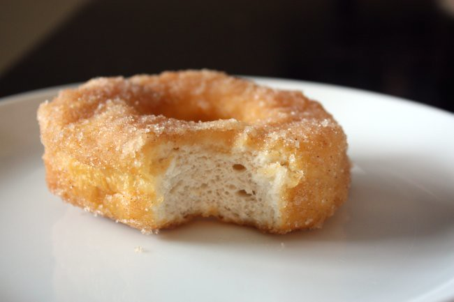 homeade donuts
