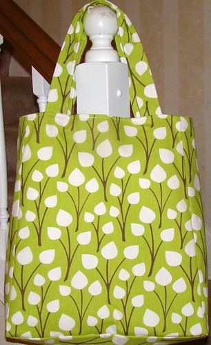 Amy Butler Reversible Everyday Shopper