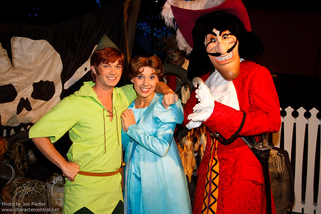 DL Oct 2011 - Meeting Peter, Wendy, and Hook
