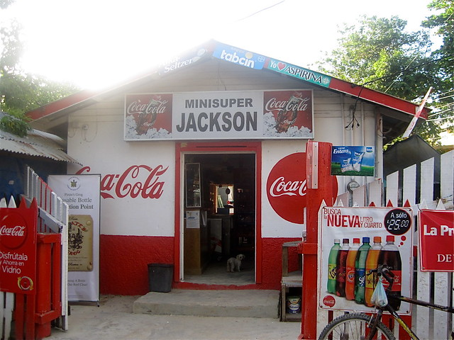 small food mart west end roatan honduras