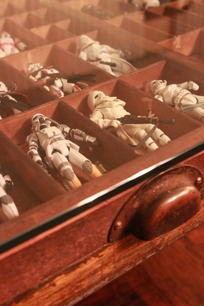Stormtrooper Coffee Table