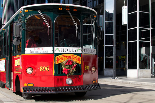 Holly Trolley.