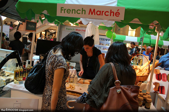 Voilah! The French Festival Singapore - French Marche Le Chateau Blanc