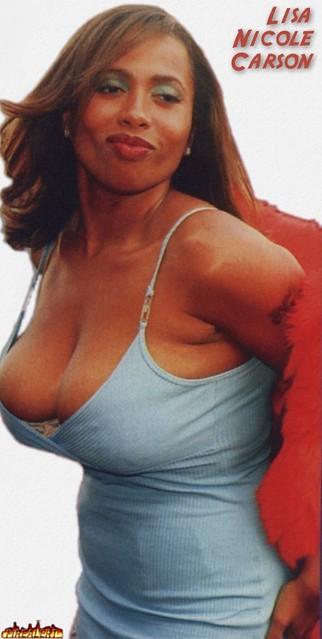 Lisa Nicole Carson - Photo Actress