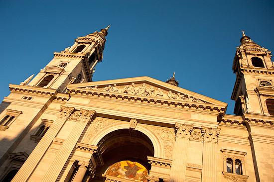 St. Istvan Basilica