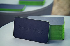 Homer Liwag Business Cards