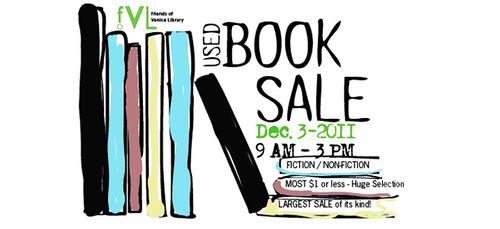 Venice Library Book Sale December 2011