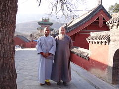 Sat, 24/03/2012 - 05:39 - Shifu kanishka Sharma in Shaolin Temple with Legendary masters Duo shendo Shifu. Shaolin India represents authentic Shaolin Kungfu and focuses on spreading the real culture of Shaolin Chan, Wu and Yi. For Further Information you can visit our website of Shaolin India www.shaolinindia.com Shaolin Kung Fu India