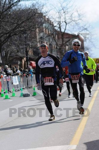Finish line sequence #5