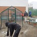Getting the greenhouse going