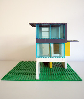 Our Lego House – front