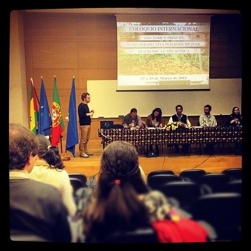 Sao Tomé Conference: Biodiversity