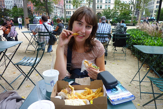 0237 - Shake Shack @ Madison Square Park
