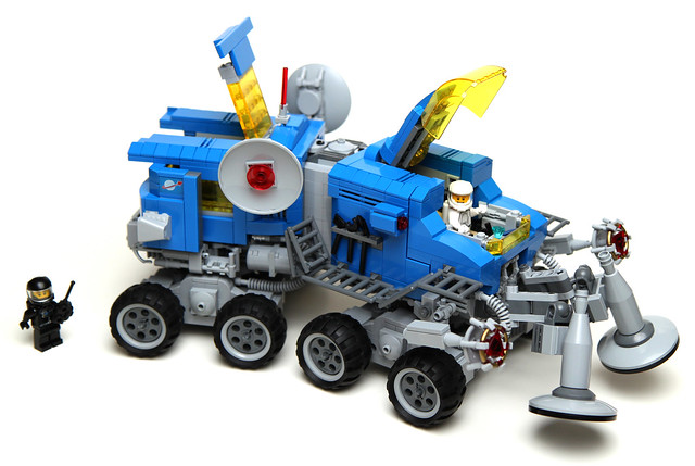 Uranium Search Vehicle 01