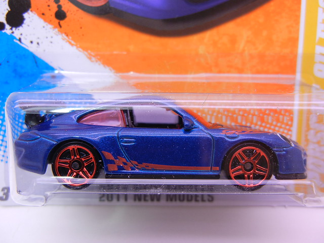 hot wheels porsche 911 gt3 rs 2 flickr photo sharing. Black Bedroom Furniture Sets. Home Design Ideas