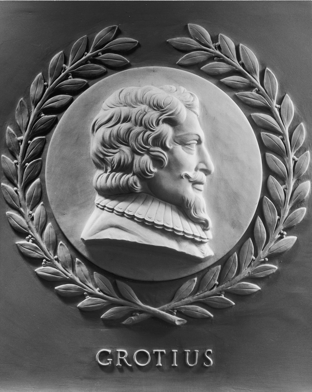 Hugo Grotius Architect of the Capitol