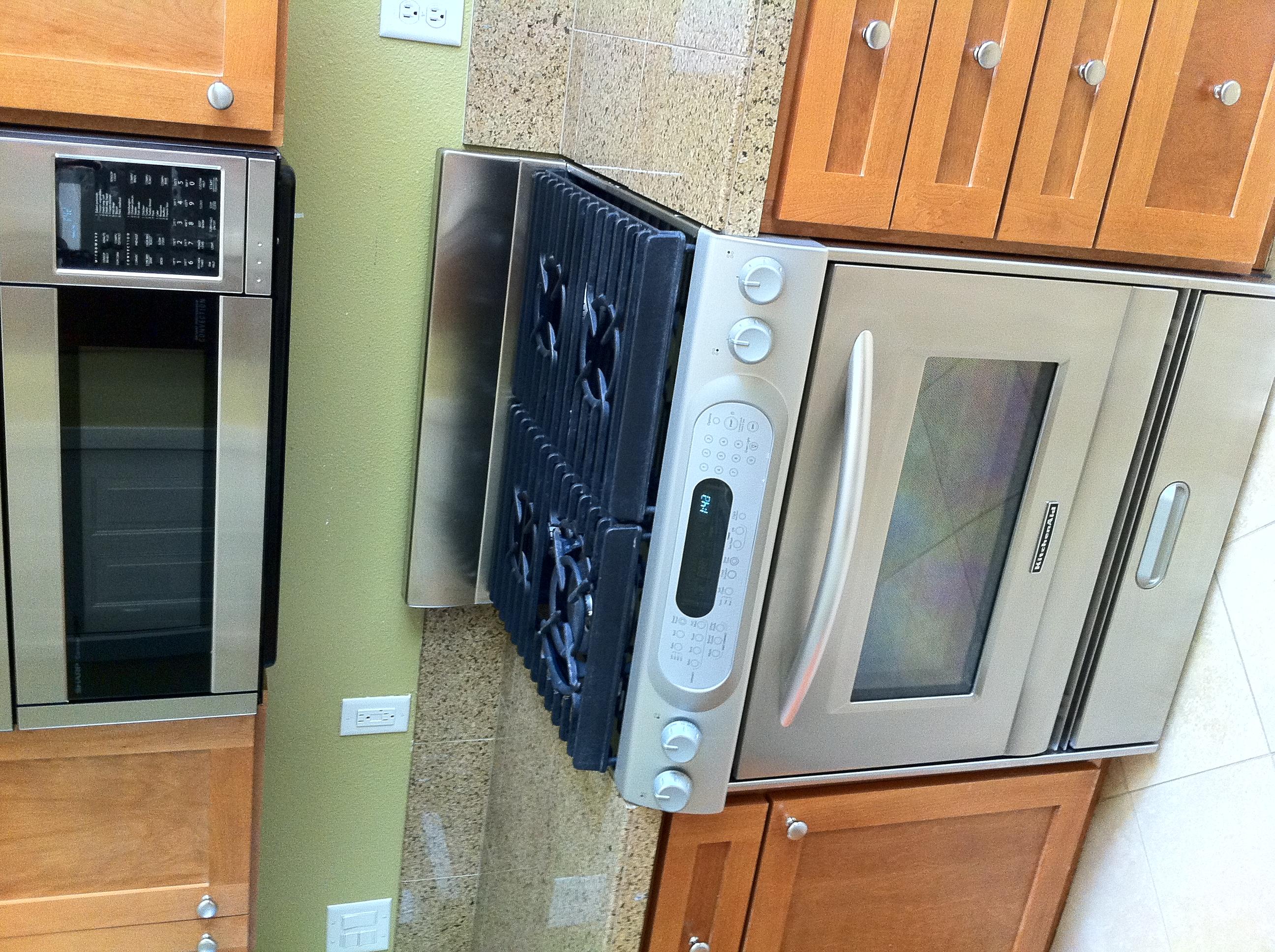Kitchen Aid Range Kerapss Stuck Key Error