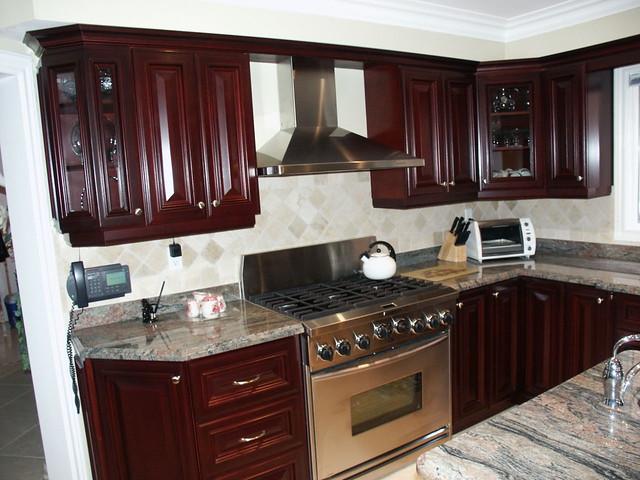 Small kitchen renovation ideas flickr photo sharing for Kitchen reno ideas for small kitchens