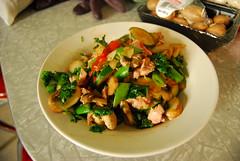 Hot Tuna Salad