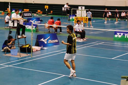 20111020全日本学生バドミントン選手権