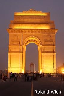 New Delhi - India Gate