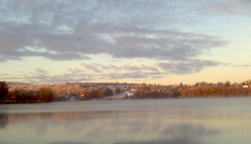 mist lake cazenovia