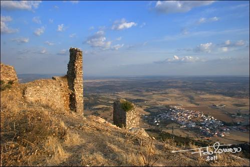 Santa Eufemia desde su castillo
