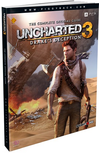UNCHARTED 3 Complete Official Piggyback Guide Out Now ...
