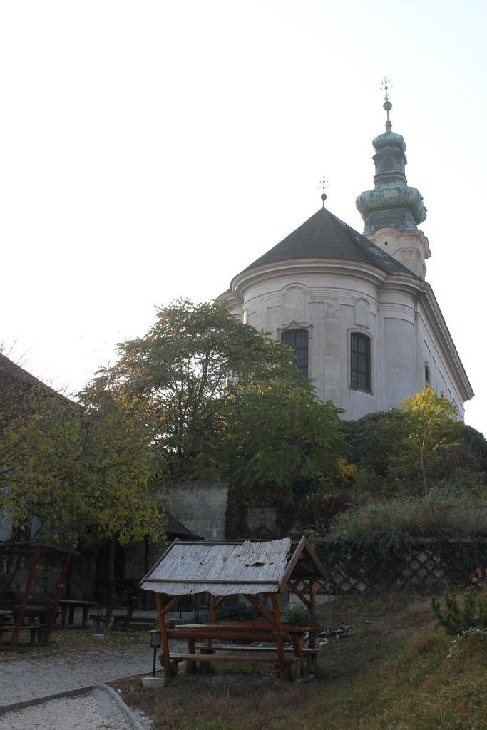 Rác templom, Iglesia Ortodoxa Serbia de Eger