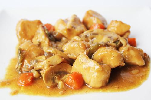 cocinando entre olivos pollo a la miel paso a paso