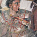 The Alexander Mosaic, detail, photographer unknown