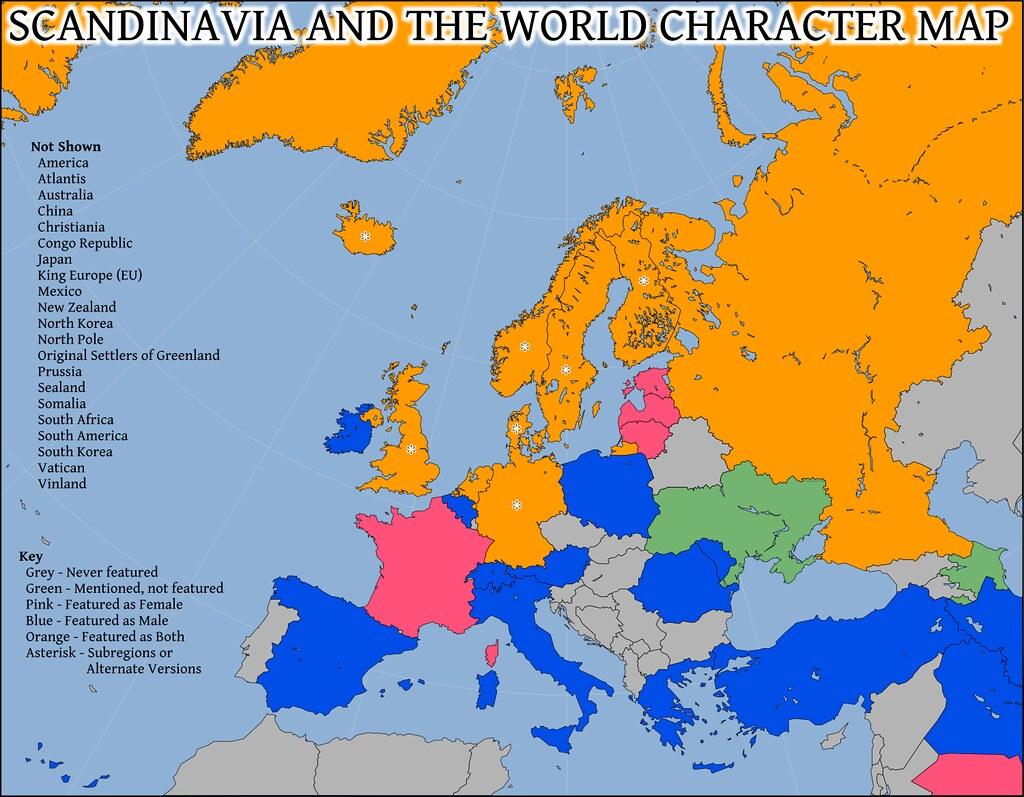 World Map Scandinavia | Zip Code Map