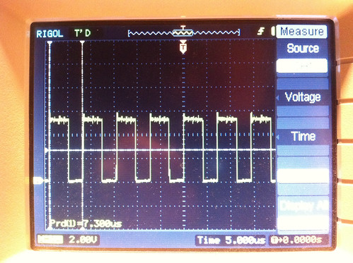 Square wave from an ATTiny10