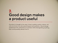 Ten Principles for Good Design: 2
