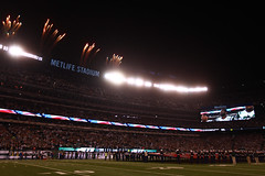 New York Jets Military Appreciation Ceremony, 2011