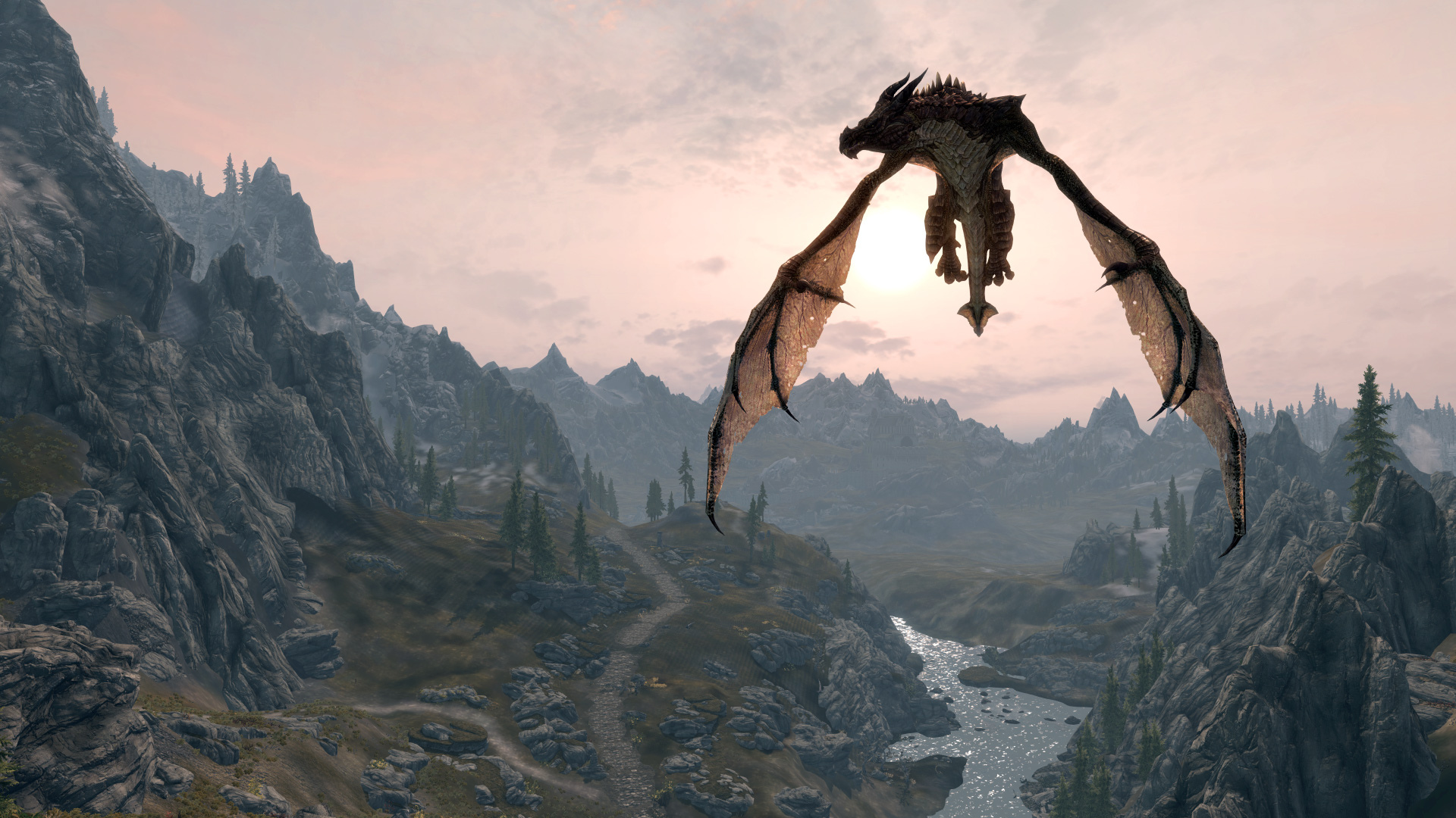 Skyrim Wallpaper 1080p Peasant Miscers With Small Screens