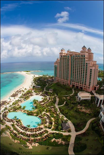 From the top of the Reef @ Atlantis #Atlantis #Bahamas