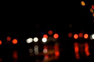 Bokeh - Brake Lights