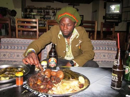 uganda restaurant couchsurfing