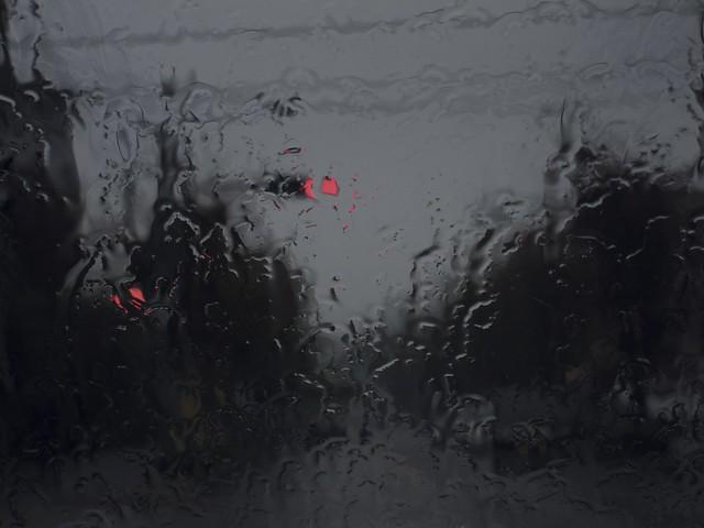 雨のさいたま
