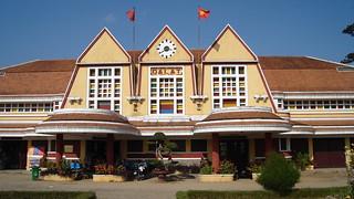 Dalat Railway Station - Vietnam