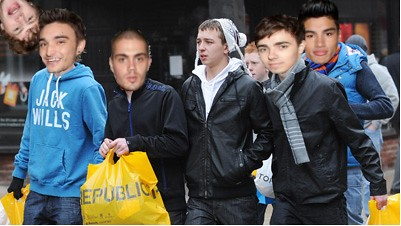 the wanted shopping